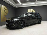 begagnad BMW M140 5-door LCI Navi Eu6 340hk