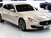 begagnad Maserati Quattroporte GTS Sedan