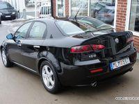 begagnad Alfa Romeo 159 2,2 JTS Comfort Helläder 185 HK Sedan 2007