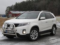 begagnad Kia Sorento 2.2 CRDi (Aut+Helläder+GPS+Backkamera+Panoramatak+197hk) Kombi