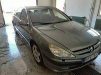 begagnad Peugeot 607 2.2 Automat Ny bes till 22-04-01 och Ny skattat