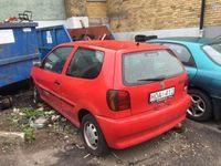 begagnad VW Polo 1,6i -98
