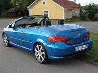 begagnad Peugeot 307 CC 2.0 CAB Cab 2004
