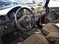 begagnad VW Caddy Maxi Life 2.0 TDI DSG 7-sits -12