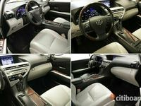 begagnad Lexus RX450h Sport Style Performance -11