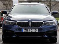 begagnad BMW 530 e iPerformance Sedan Plug-In Hybrid Seda M Sport H/K GPS