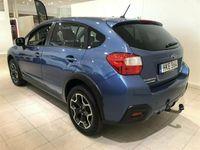begagnad Subaru XV 2.0D Sport 6MT