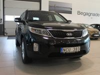 begagnad Kia Sorento 2.2 CRDi business Auto/skinn 197 hk
