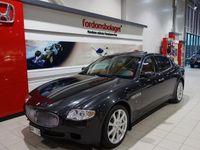begagnad Maserati Quattroporte Exclusive GT Svensksåld