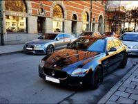 begagnad Maserati Quattroporte Sport GT-S Svensksåld -09