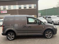 begagnad VW Caddy 2.0 TDI 4Motion AUT 140hk