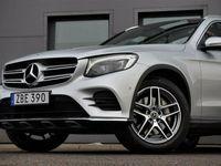 begagnad Mercedes GLC250 211hk 4M AMG Sport Pano Burmester
