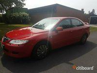 begagnad Mazda 6 2.3 sport 14500mil