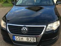 begagnad VW Passat TDI 2.0 -08