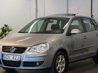 begagnad VW Polo 1,4 5D EDITION 60 / SVENSKSÅLD