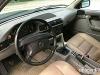 begagnad BMW 525 i E34 -93 + Luftmassemätare