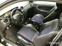 begagnad Ford Focus 2.0 ST 170 hk 11000 mil ny besiktigat