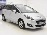 begagnad Peugeot 5008 2.0 HDi AUT NAVI PANO ISOFIX