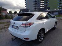 begagnad Lexus RX450h AWD 3.5 V6 AWD CVT Luxury 299hk -14