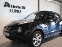 begagnad Nissan Juke 1.6 Acenta med vinterhjul 2011, Kombi 99 900 kr