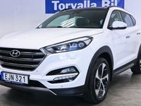 begagnad Hyundai Tucson 2.0 CRDi 4WD 184HK, Euro 6 + V-Hjul