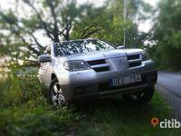 begagnad Mitsubishi Outlander 2003 ´, 2.0 4wd
