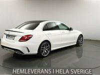 begagnad Mercedes C220 BlueTEC W205 (170hk)