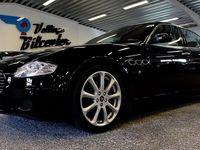 begagnad Maserati Quattroporte Ny koppling & service, fint skick.