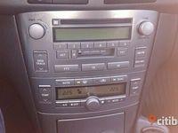 begagnad Toyota Avensis II, 2.4i-16V Automat -06