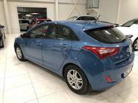 begagnad Hyundai i30 5-dörrar 1.6 GDI 135hk