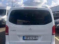begagnad Mercedes V220 D Edition Lång automat -17