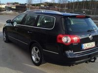 begagnad VW Passat 2,0tdi 4wd & dieselvärmare -08