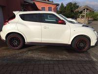 begagnad Nissan Juke Nismo 200 Hk GPS/Backkamera