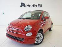 begagnad Fiat 500C 500 CABRIOLET 1.2 69 HK S&S * PRIVA