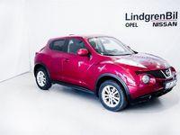 begagnad Nissan Juke 1.6 Acenta -11