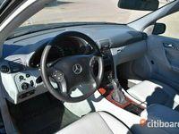 begagnad Mercedes C180 Kompressor
