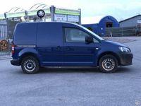 gebraucht VW Caddy Panel Van 1.6 TDI 75hk MANUE -11
