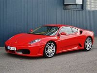 begagnad Ferrari F430 F1 Sportkupé