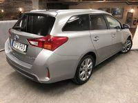begagnad Toyota Auris Touring Sports Elhybrid 1.8 VVT-