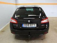 begagnad Peugeot 508 SW 2.0 BlueHDi AUT 180hk