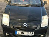 begagnad Citroën C2
