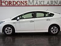 begagnad Toyota Prius 1.8 EXECUTIVE PLUG-IN HYBRID 3-ÅRS 2012, Halvkombi 169 900 kr