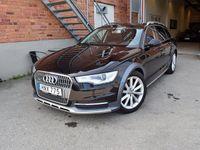 brugt Audi A6 Allroad 3.0TDI 204Hk 4WD 1 Ägare