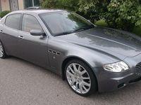 begagnad Maserati Quattroporte endast 3 ägare -06