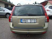 begagnad Volvo V50 2.0 D Kinetic 136hk -09