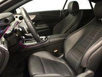 begagnad Mercedes E400 4Matic Coupé -17