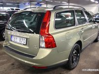 begagnad Volvo V50 1.8F Flexifuel Kinetic Kombi 2010