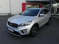 begagnad Kia Sorento 2,2 CRDi AWD AUT BUSINESS 7SITS 2015, SUV