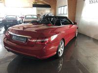 usata Mercedes E250 CGI AMG Cab