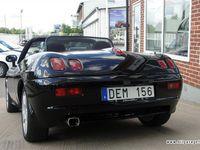 begagnad Fiat Barchetta CAB 1,8 16v Cab 2001
